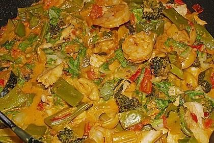 Thai-Red-Curry für mehrere Variationen 71