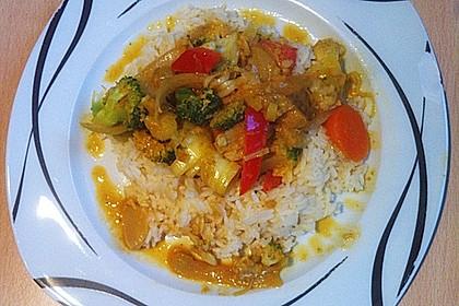 Thai-Red-Curry für mehrere Variationen 97