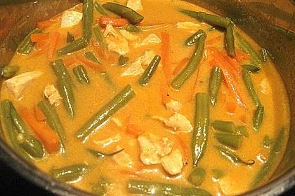 Thai-Red-Curry für mehrere Variationen 101