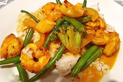 Thai-Red-Curry für mehrere Variationen 38