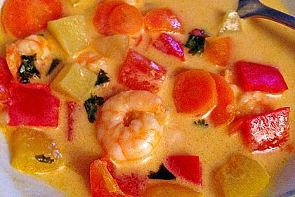 Thai-Red-Curry für mehrere Variationen 103