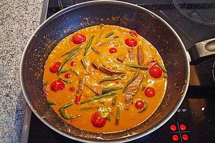 Thai-Red-Curry für mehrere Variationen 74