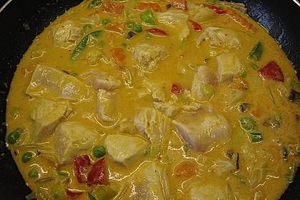 Thai-Red-Curry für mehrere Variationen 89