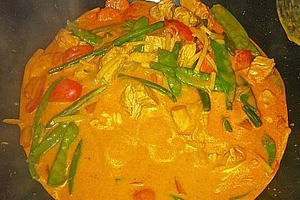 Thai-Red-Curry für mehrere Variationen 88