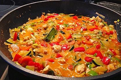 Thai-Red-Curry für mehrere Variationen 47