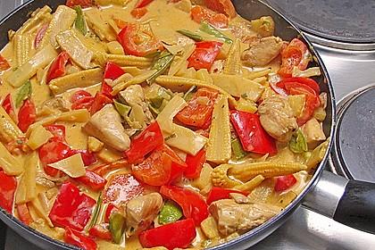 Thai-Red-Curry für mehrere Variationen 39