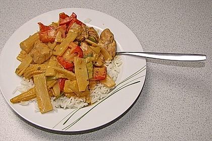 Thai-Red-Curry für mehrere Variationen 62
