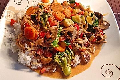 Thai-Red-Curry für mehrere Variationen 77