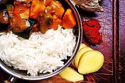 Thai-Red-Curry für mehrere Variationen 4