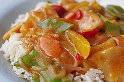 Thai-Red-Curry für mehrere Variationen 17