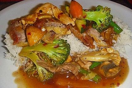 Thai-Red-Curry für mehrere Variationen 44
