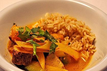 Thai-Red-Curry für mehrere Variationen 19
