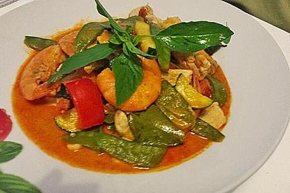 Thai-Red-Curry für mehrere Variationen 63