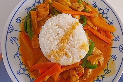 Thai-Red-Curry für mehrere Variationen 31