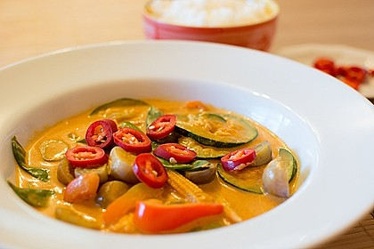 Thai-Red-Curry für mehrere Variationen 5