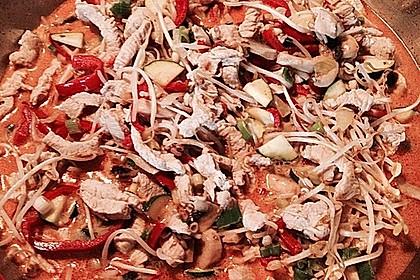 Thai-Red-Curry für mehrere Variationen 94
