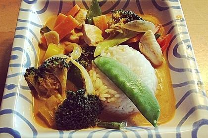 Thai-Red-Curry für mehrere Variationen 43