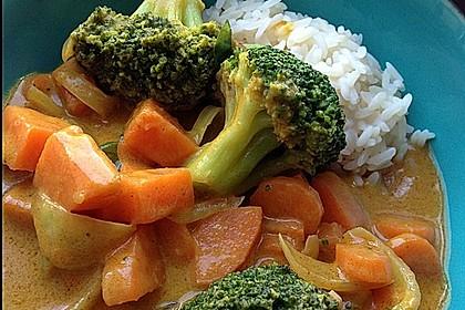 Thai-Red-Curry für mehrere Variationen 28