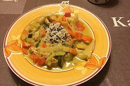 Thai-Red-Curry für mehrere Variationen 32