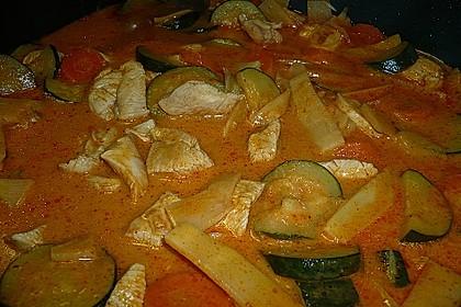 Thai-Red-Curry für mehrere Variationen 78