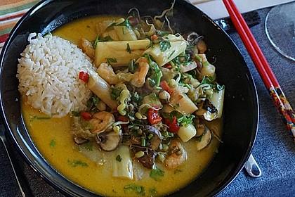 Thai-Red-Curry für mehrere Variationen 25