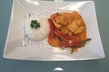 Thai-Red-Curry für mehrere Variationen 16