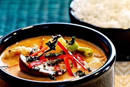 Thai-Red-Curry für mehrere Variationen 6