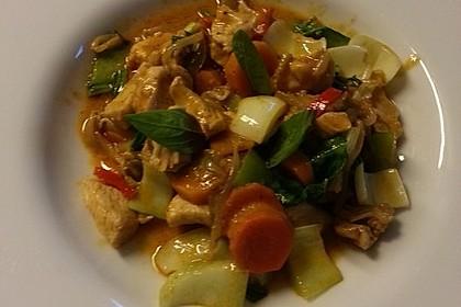 Thai-Red-Curry für mehrere Variationen 81