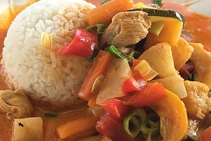 Thai-Red-Curry für mehrere Variationen 24