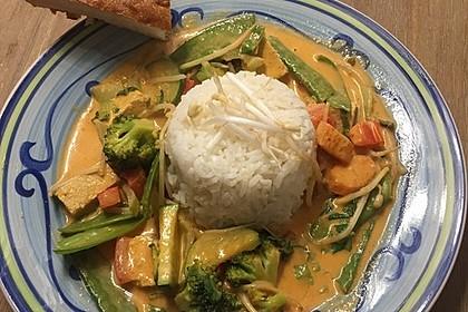Thai-Red-Curry für mehrere Variationen 27