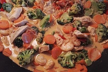 Thai-Red-Curry für mehrere Variationen 80