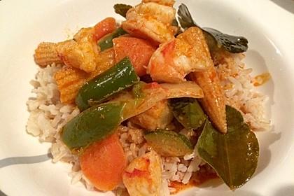Thai-Red-Curry für mehrere Variationen 54