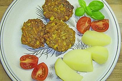 Griechische Zucchini - Küchlein 14