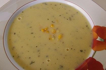 Maisfeld - Suppe 3