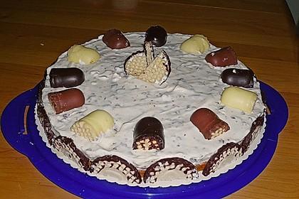 Zwergenküsse - Torte 8