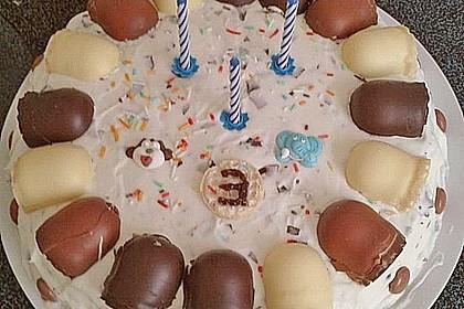 Zwergenküsse - Torte 7