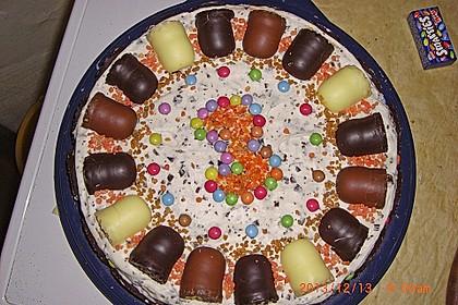 Zwergenküsse - Torte 3