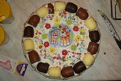 Zwergenküsse - Torte 4