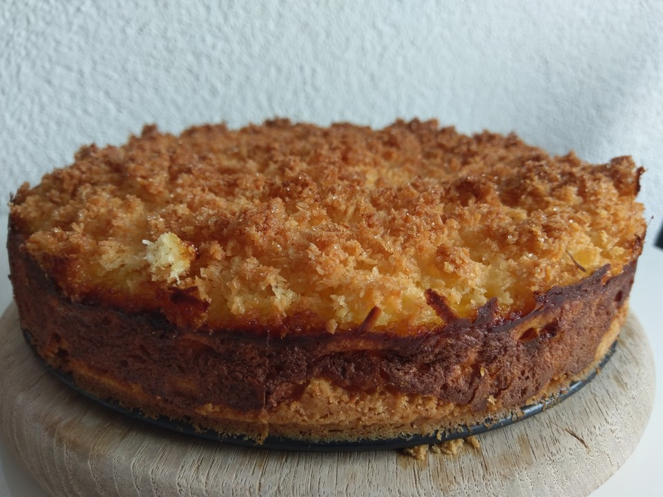 Quark Mandarinen Kokoskuchen Von Reise Tiger Chefkoch De