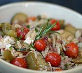 Chrissis Kritharaki - Salat (Bild)