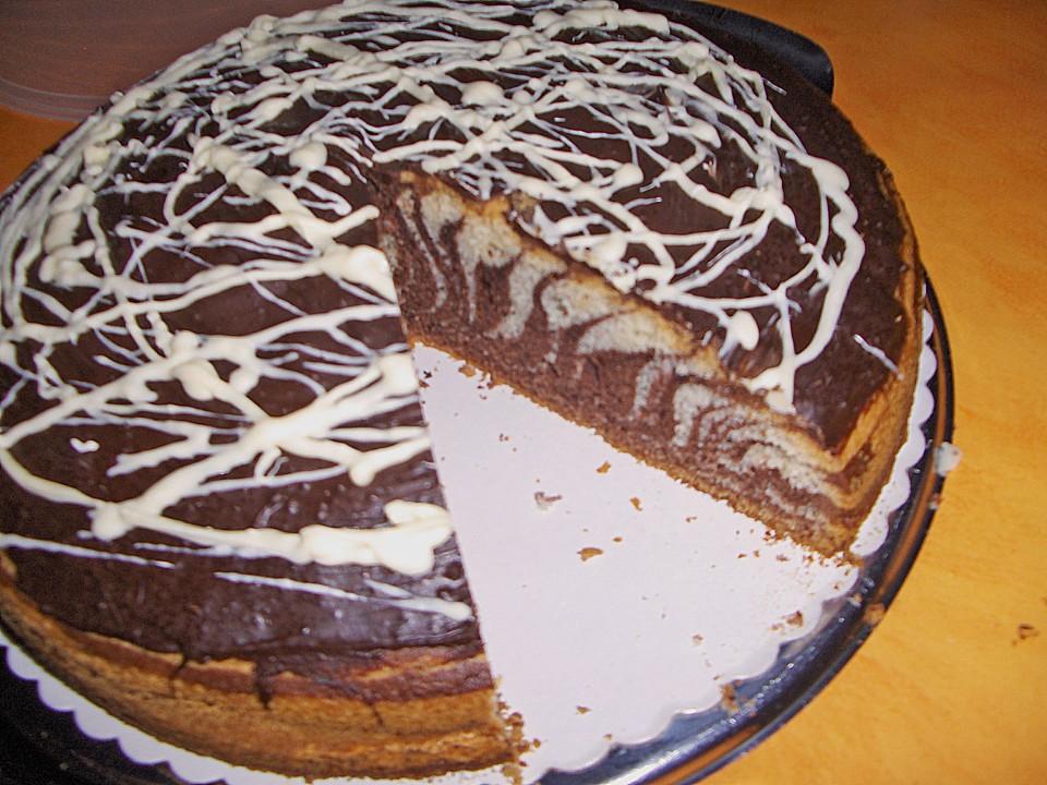 Zebra Kuchen Von Nico37 Chefkoch De