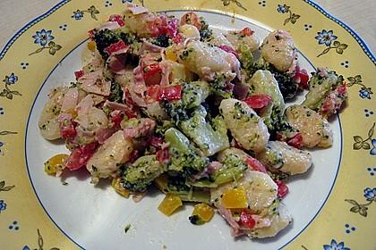 Leichter Gnocchisalat 8