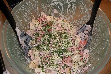 Leichter Gnocchisalat 7