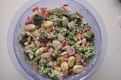 Leichter Gnocchisalat 1