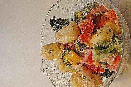 Leichter Gnocchisalat 6
