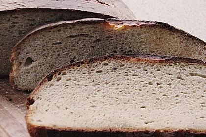 Roggenmischbrot mit Buttermilch TA 200 9