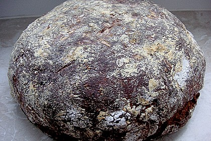 Roggenmischbrot mit Buttermilch TA 200 27