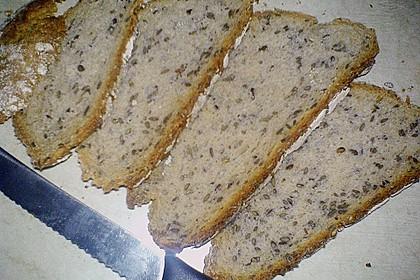 Roggenmischbrot mit Buttermilch TA 200 29