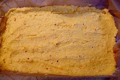 Polentataler mit Parmesan und Oliven 3
