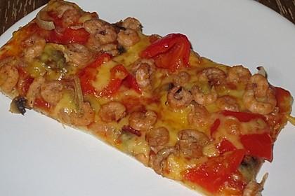 Mamas Fischpizza 3